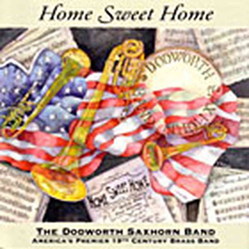 Cover of 'Home Sweet Home' CD
