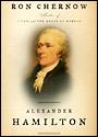 'Alexander Hamilton' book cover