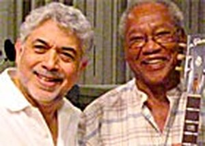 Monty Alexander and Ernest Ranglin