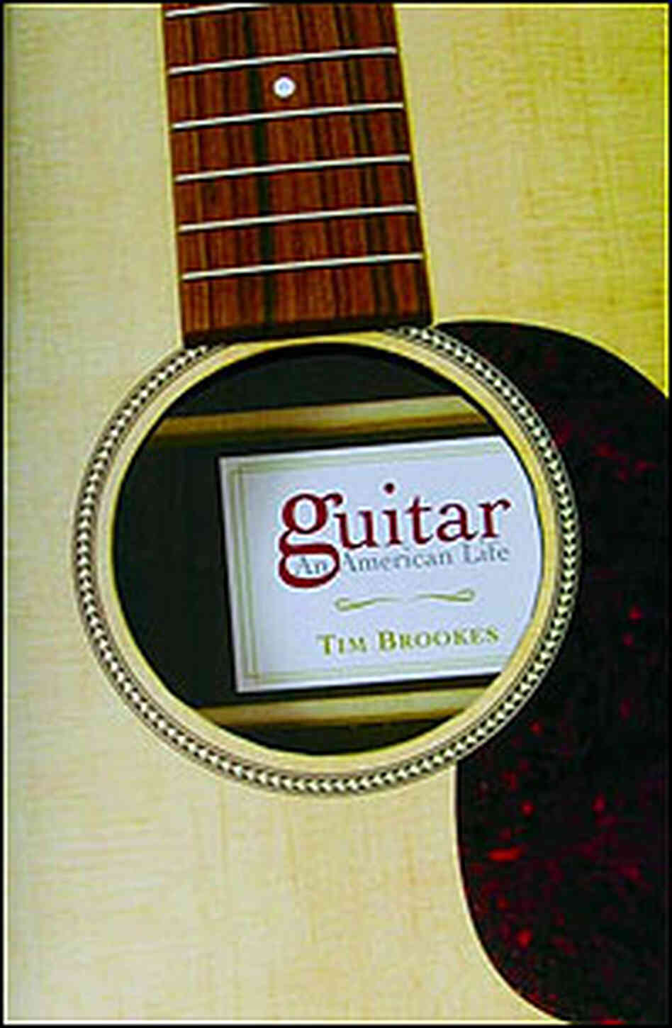 Cover of Guitar: An American Life
