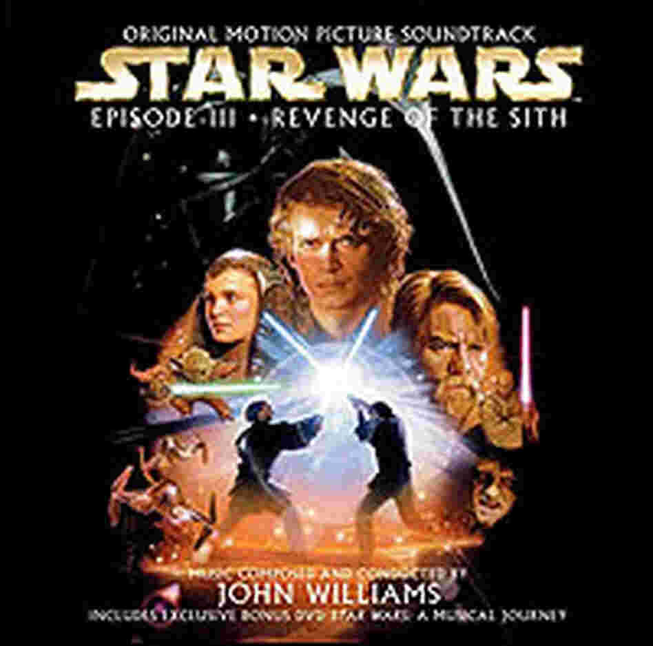 Cover of 'Revenge of the Sith' Soundtrack