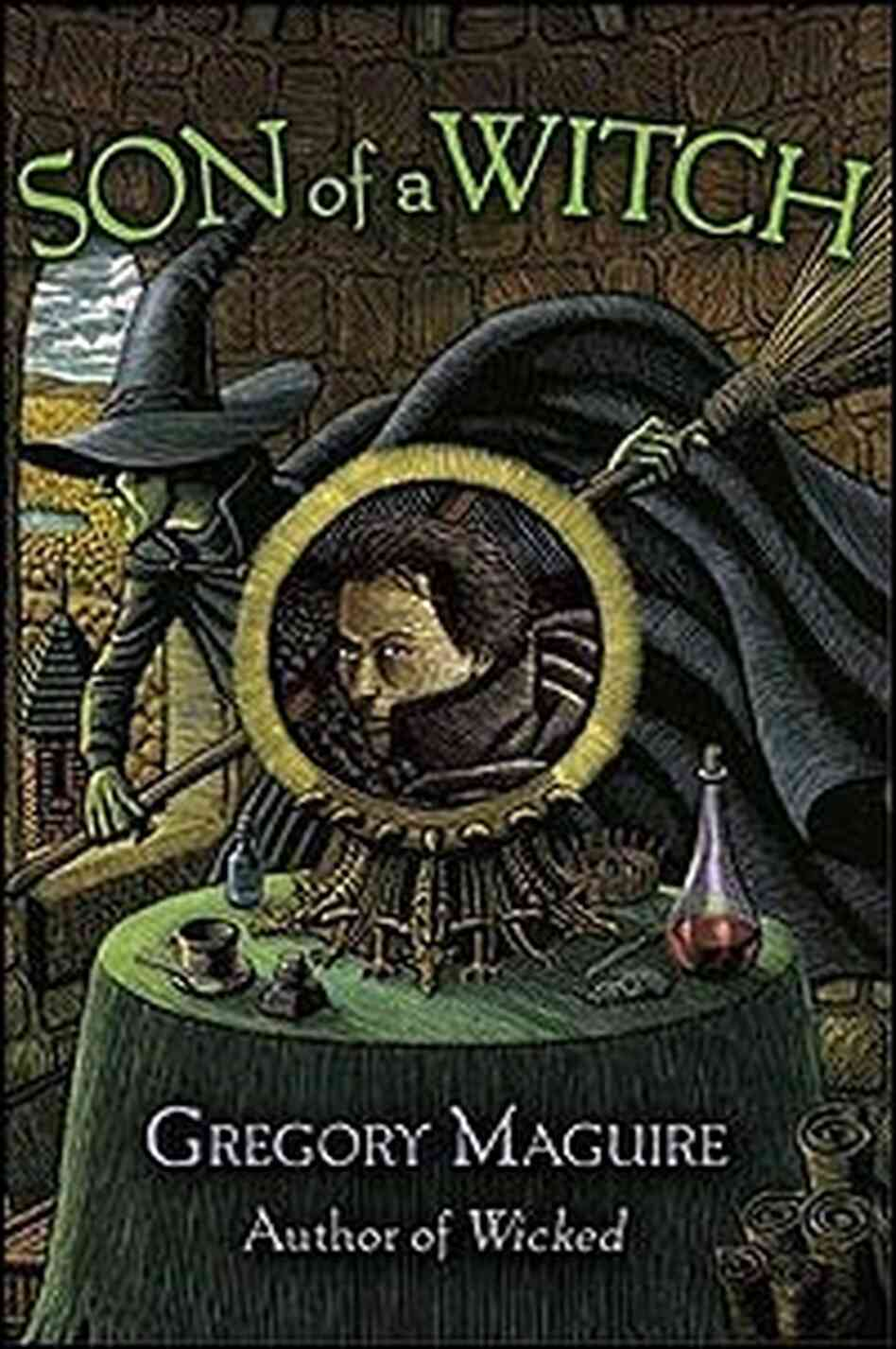 Cover of 'Son of a Witch'