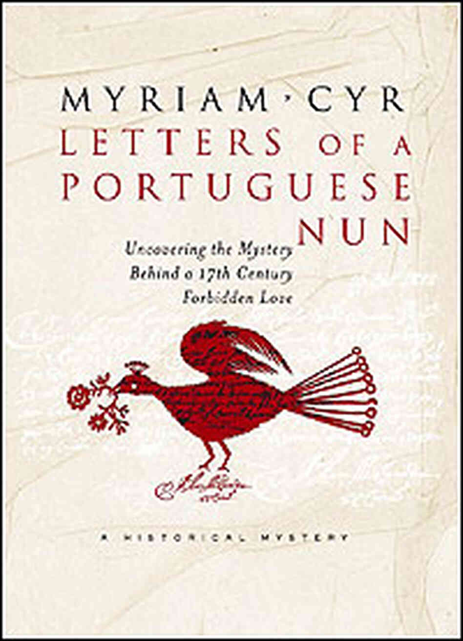 The cover of Myriam Cyr's book.