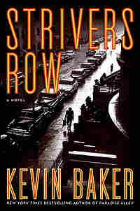 Cover of Strivers Row, a novel by Kevin Baker