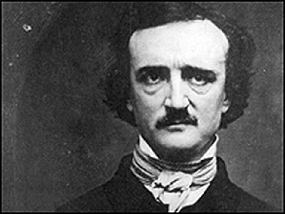 A daguerreotype of Edgar Allan Poe was taken in 1848 by W.S. Hartshorn.
