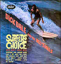 Cover of Surfer's Choice from Dick Dale & His Del-Tones
