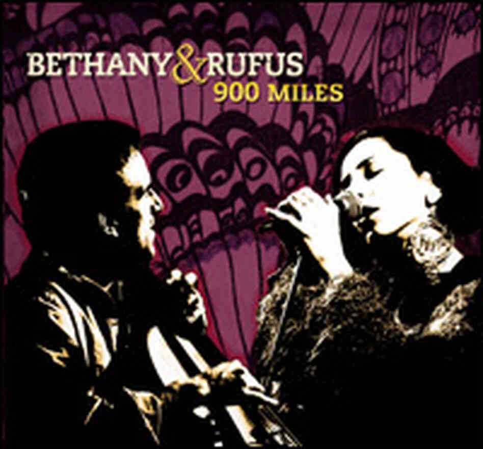 Cover '900 Miles.' Credit: Hyena Records.