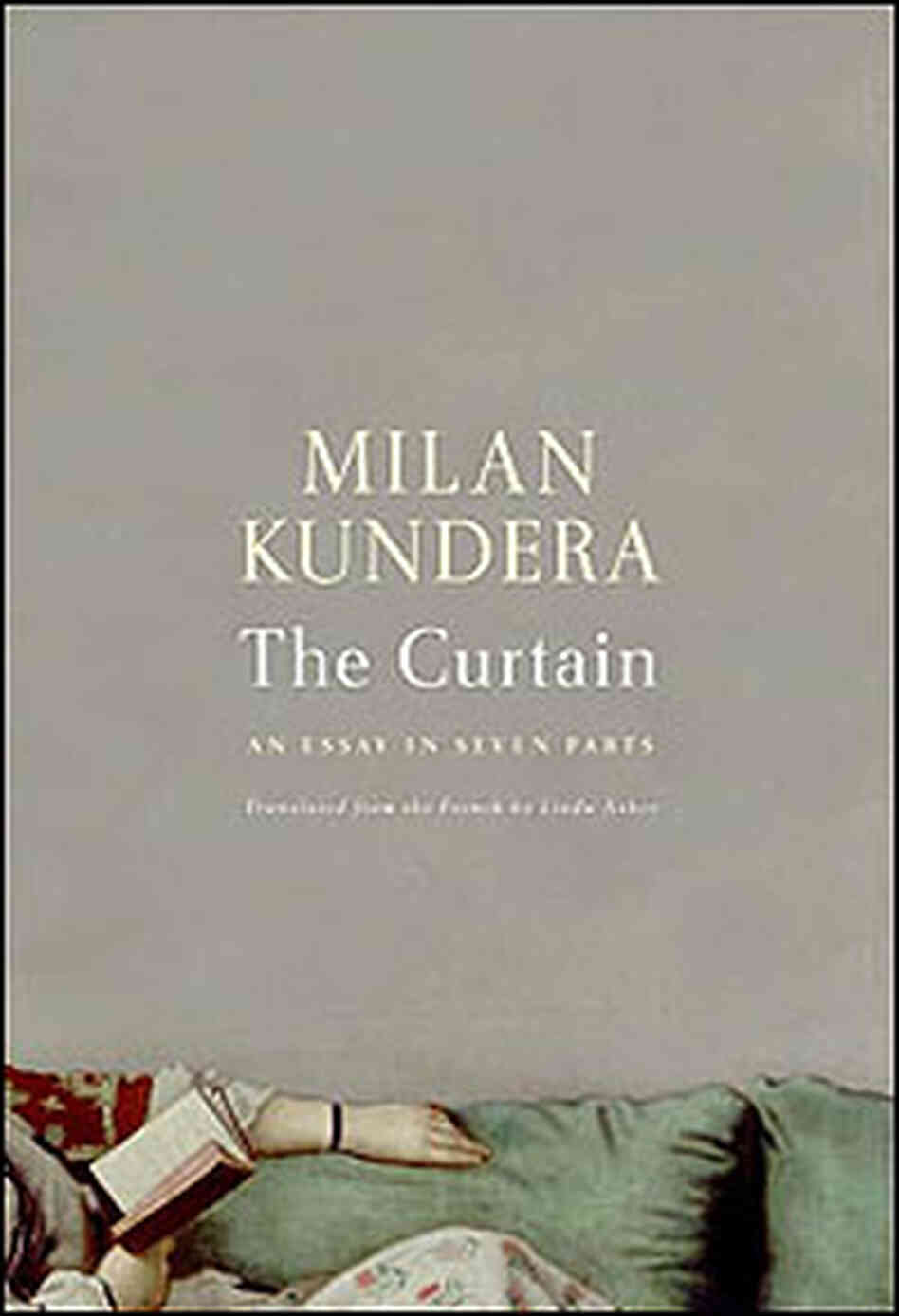essay kundera milan work The curtain: book summary and reviews of the curtain by milan kundera the real work of a novel is not bound up in the specifics of any one language: what makes a novel matter is its ability to reveal some previously unknown aspect of our existence in the curtain, kundera skillfully describes how the best novels do.