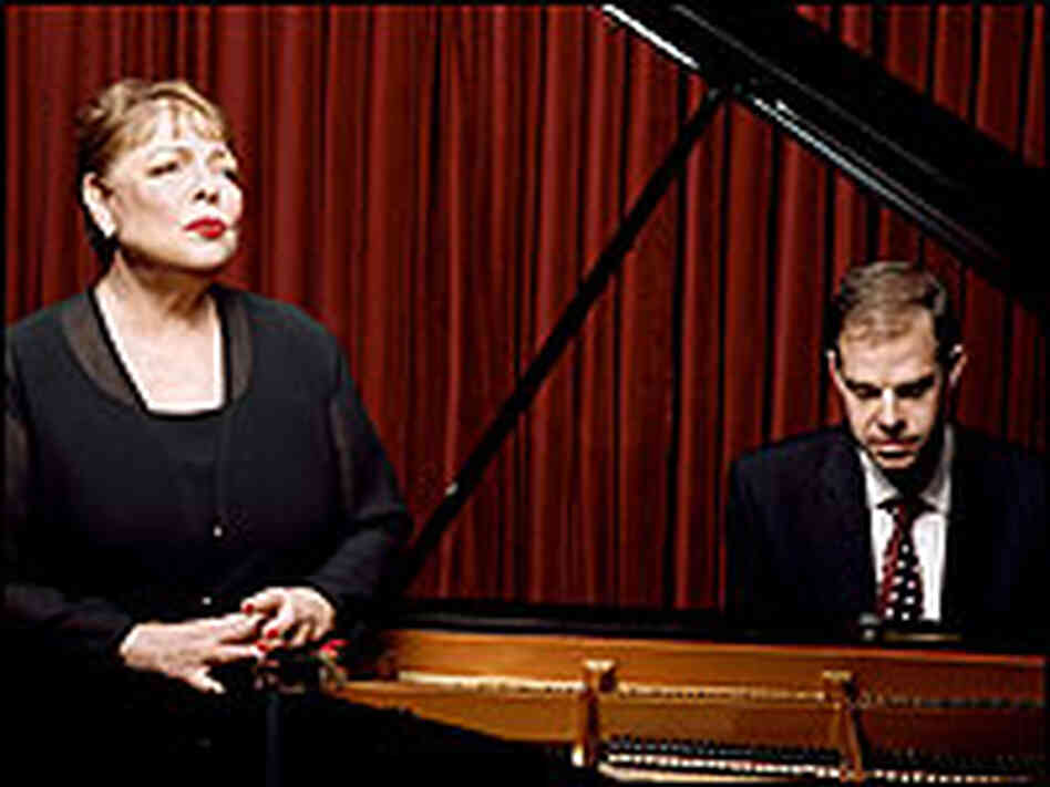 Sandy Stewart and Bill Charlap