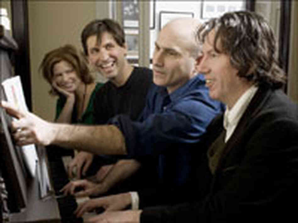 Cowboy Junkies group photo
