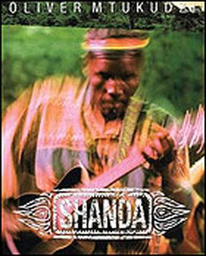 Shanda DVD Cover