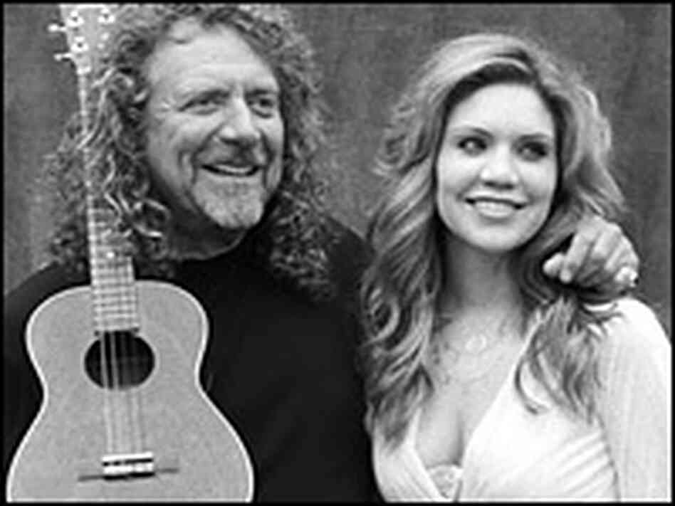 Robert Plant and Alison Krauss