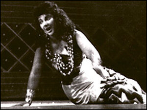 Callas as Aida