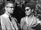 Angelou and Malcolm X became friends during his visit to Ghana in May 1964.