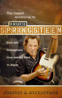 The Gospel According to Bruce Springsteen book cover