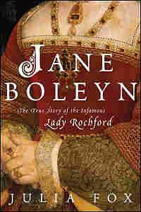 'Jane Boleyn' Book Cover