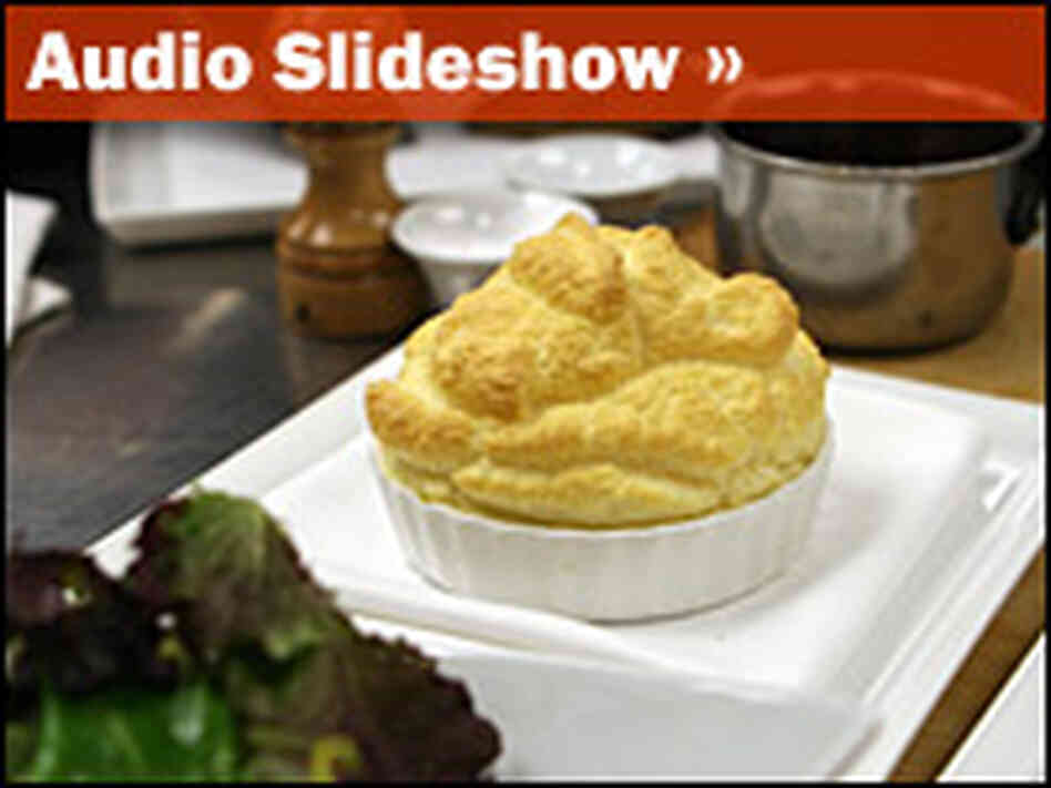 Audio Slideshow: Souffle Secrets
