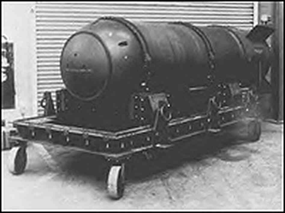 The Mark 15 thermonuclear bomb