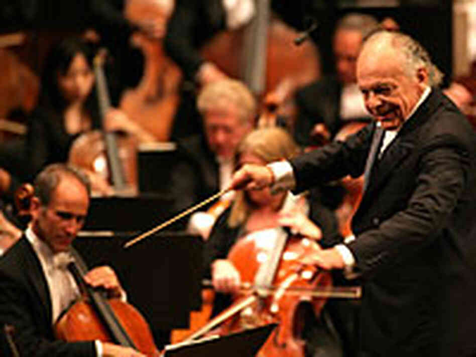Lorin Maazel, New York Philharmonic