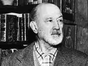 American composer Charles Ives