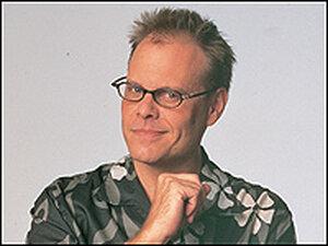 Author Alton Brown