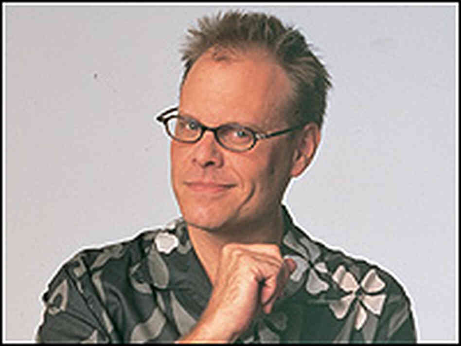 Author Alton Brown