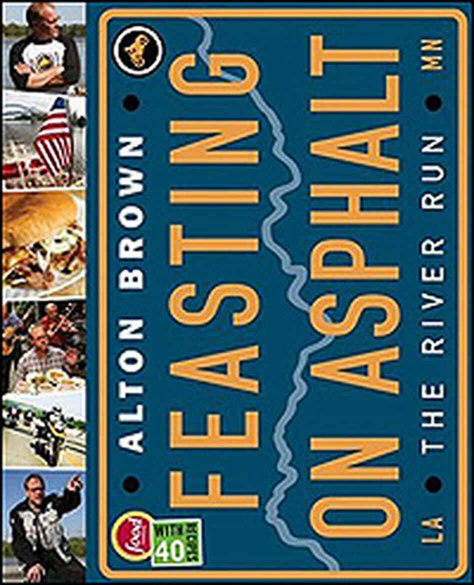 Feasting on Asphalt Book Cover