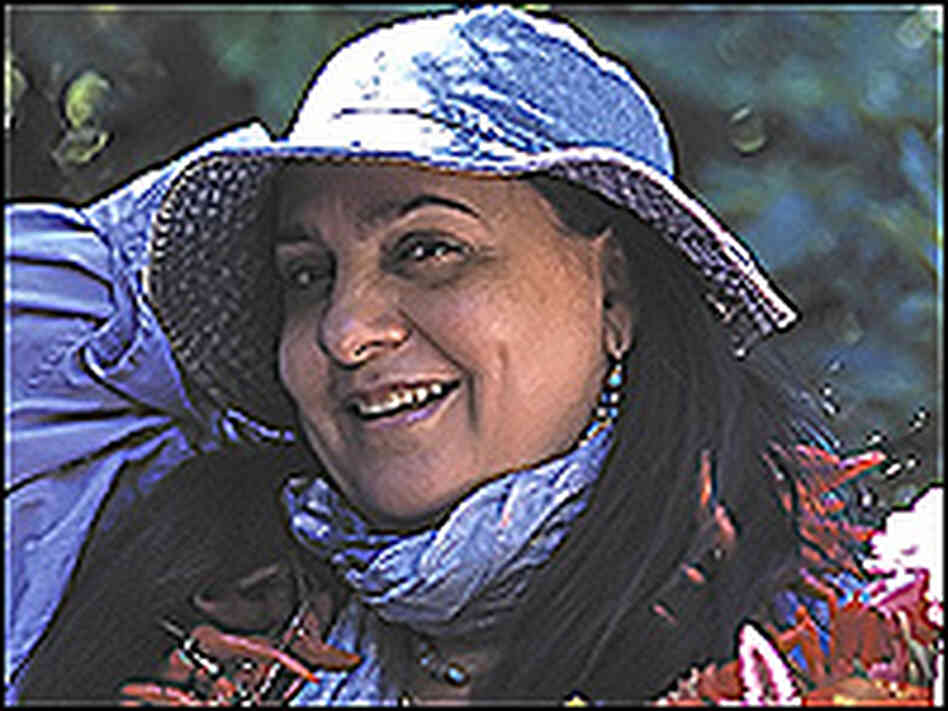 Author Najmieh Batmanglij