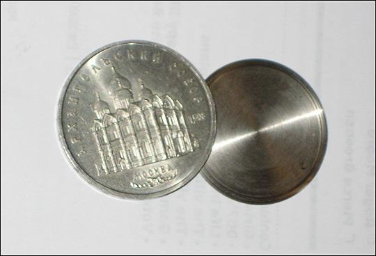 Hollow coins... CIA, James Bond - Aemon Malone, NPR