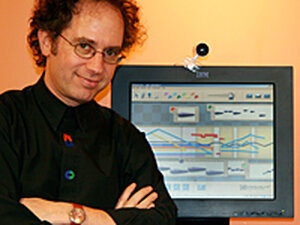 Tod Machover and Hyperscore