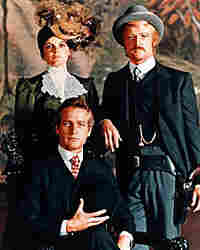 from Butch Cassidy and the Sundance Kid