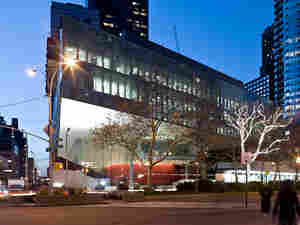 Alice Tully Hall in New York City