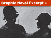 Alan's War graphic excerpt