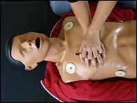 CPR. Credit: iStockphoto.com