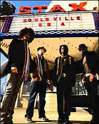 Soulive on Stax