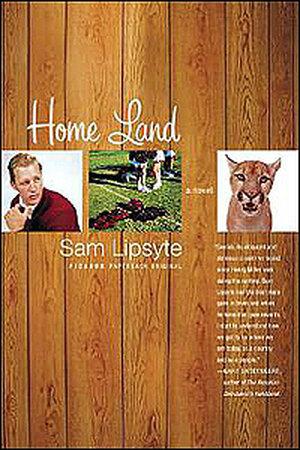 Cover of Home Land, a novel by Sam Lipsyte.