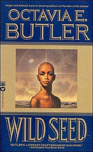 Cover of Octavia E. Butler's Wild Seed