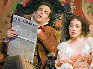 Aaron St. Clair Nichoson and Katharine Goeldner