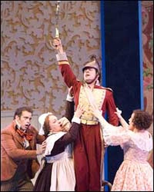'The Barber of Seville' at Glimmerglass Opera