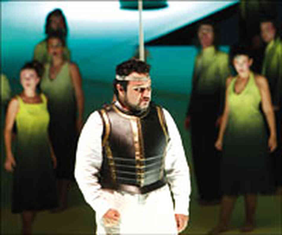 Ramon Vargas as Idomeneo