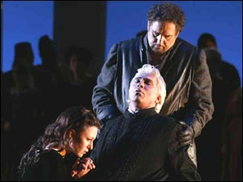 'Simon Boccanegra' from Houston Grand Opera