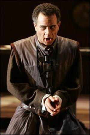 Dmitri Hvorostovsky as Boccanegra