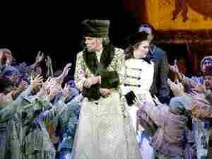 Samuel Ramey as Boris Godunov
