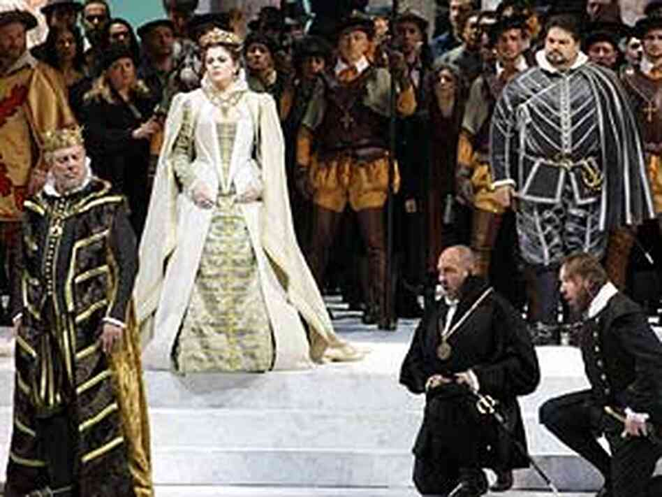 'Don Carlo' at La Scala