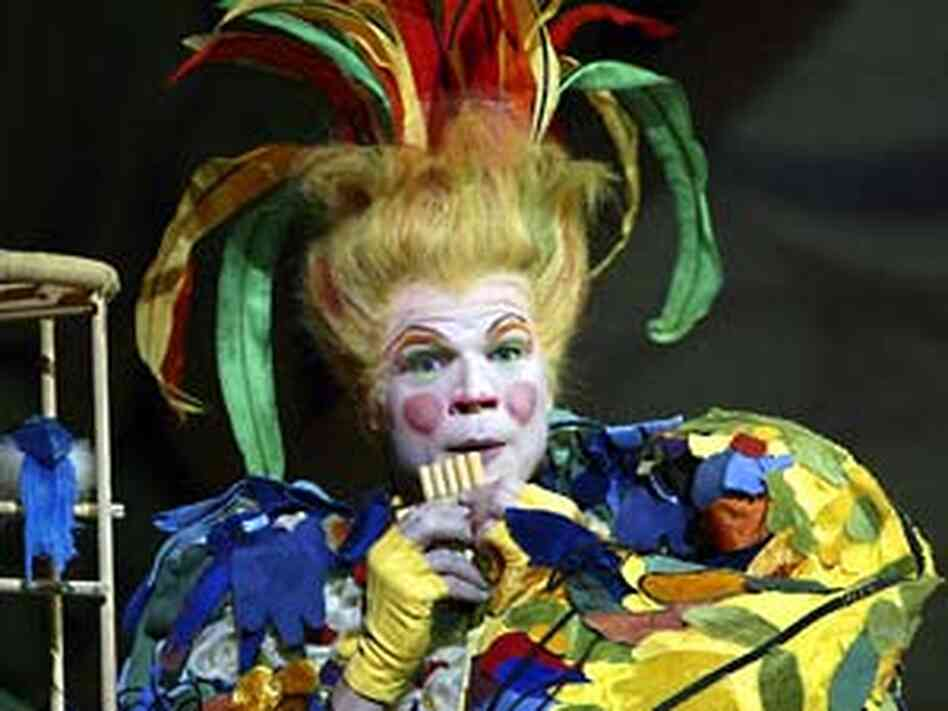 Rod Gilfry as Papageno