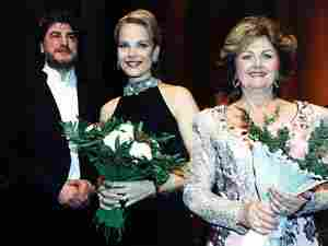 The cast of 'Norma' in Vienna