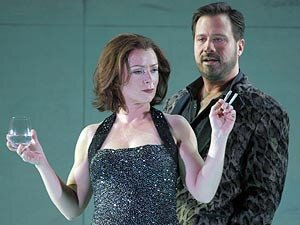 Christine Schaefer and David Daniels