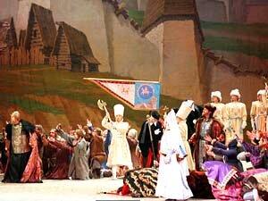 """""""The Maid of Pskov"""" in St. Petersburg"""
