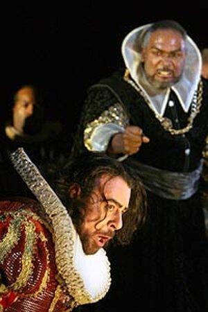Carlos Alvarez as Rigoletto