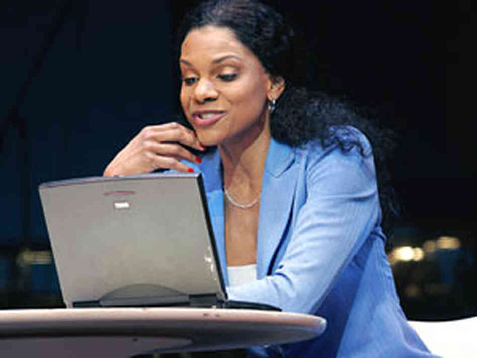 Audra McDonald in 'Send ...'